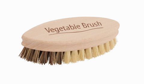 Vegetable Brush - hard bristle