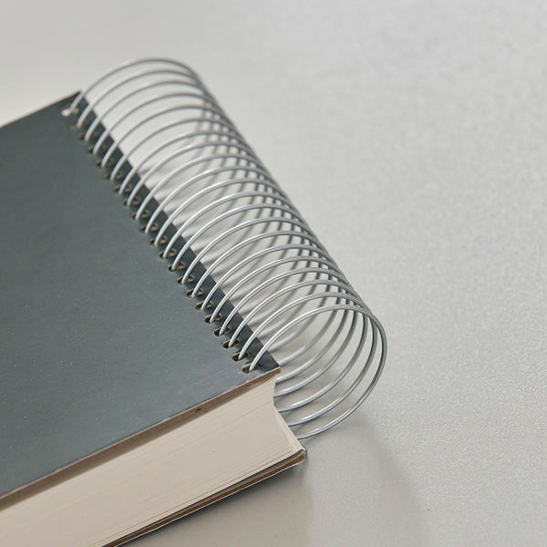 Notebook, Spiral, Green by House Doctor