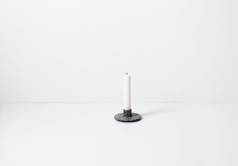 Cast Iron Candle Holder - Spotted - by ferm LIVING