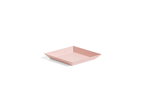 Kaleido Tray Peach X-Small by HAY