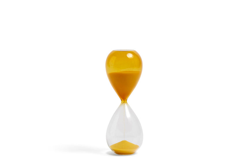 Time - 15 minute egg timer - Medium - Yellow by HAY