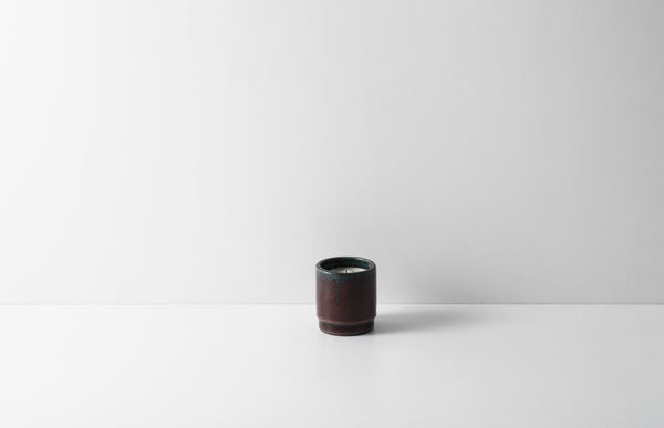 Scented candle - Fig - Red - by ferm Living