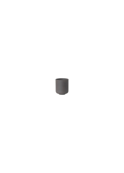 Sekki Cup - Charcoal - Small - by ferm Living