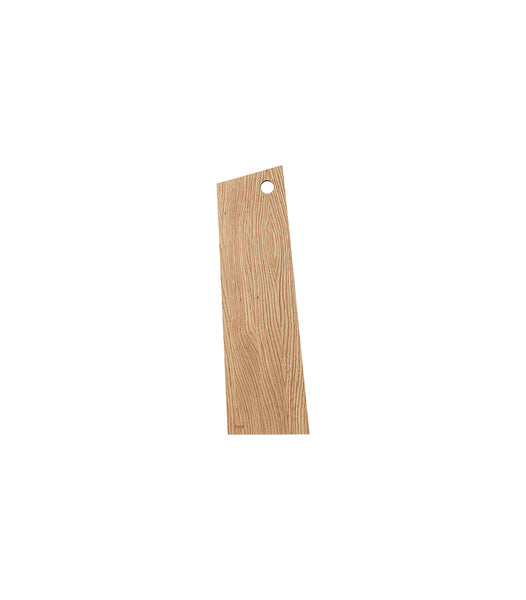 Asymmetric Cutting Board - Oiled - Medium by ferm Living