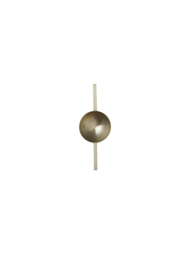 Fein Tipping Measure in Brass by ferm Living