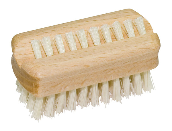 Nail brush in beech wood