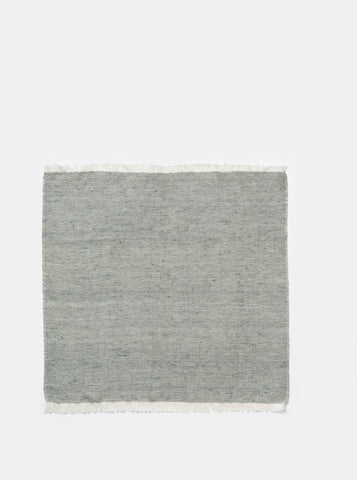Blend Napkin Cotton Linen - Green - set of 2 - by ferm Living
