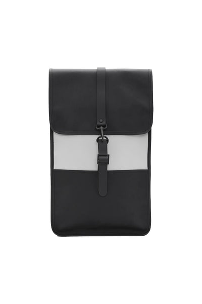 Backpack - Black & Stone - by Rains