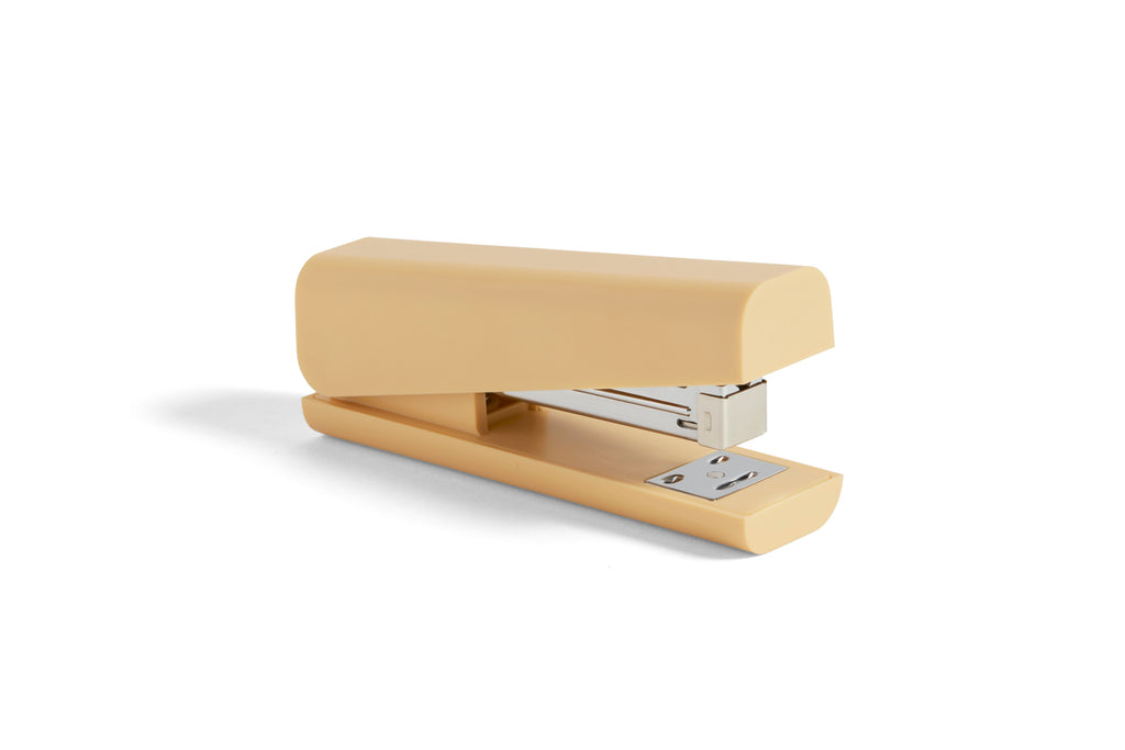 Stapler - Anything - in Warm Yellow by HAY