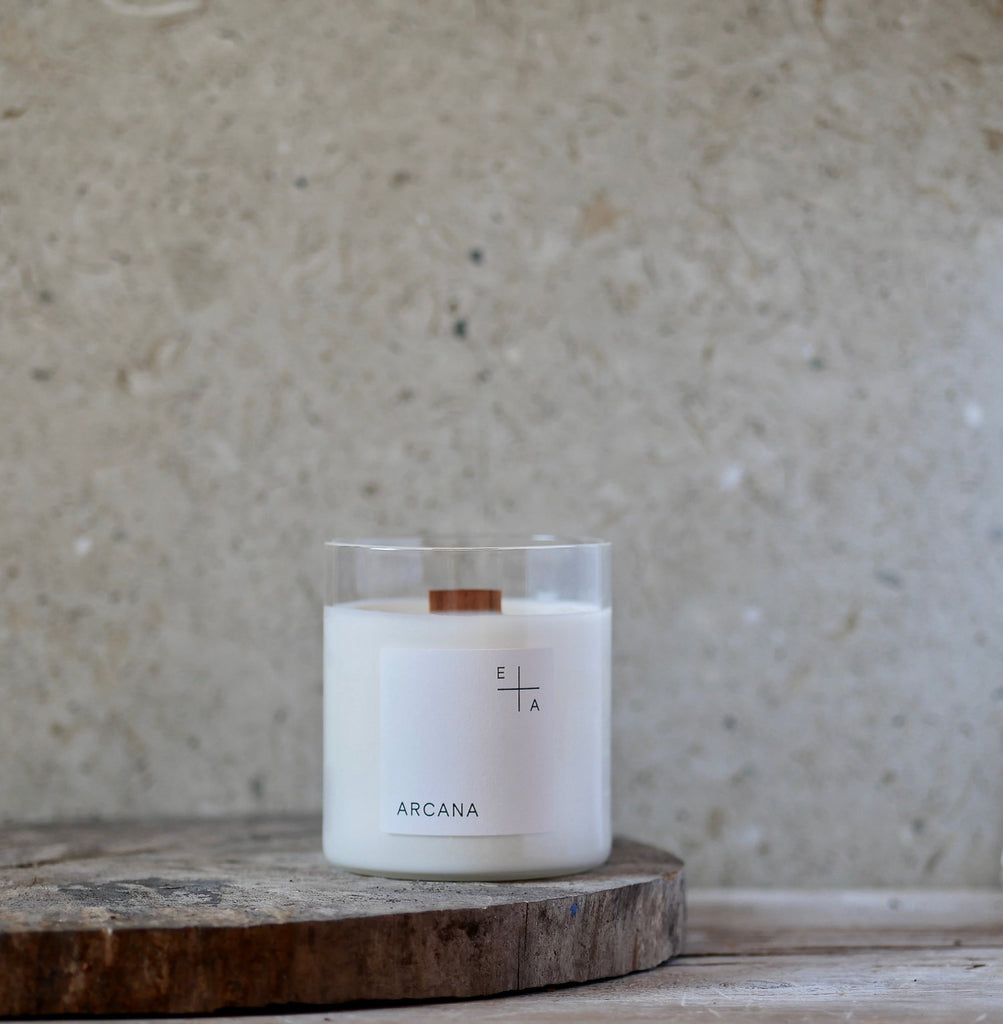 Arcana candle | by Essence + Alchemy