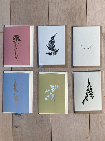 6 Card Bundle | Ola | Made in the UK