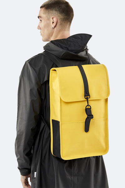 Backpack - Yellow by Rains
