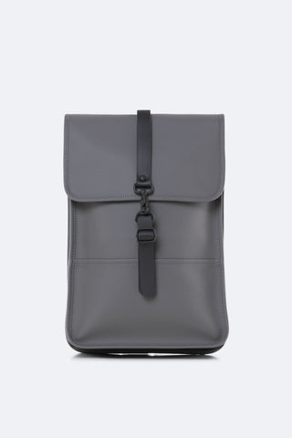 Mini Backpack - Charcoal Grey - by Rains