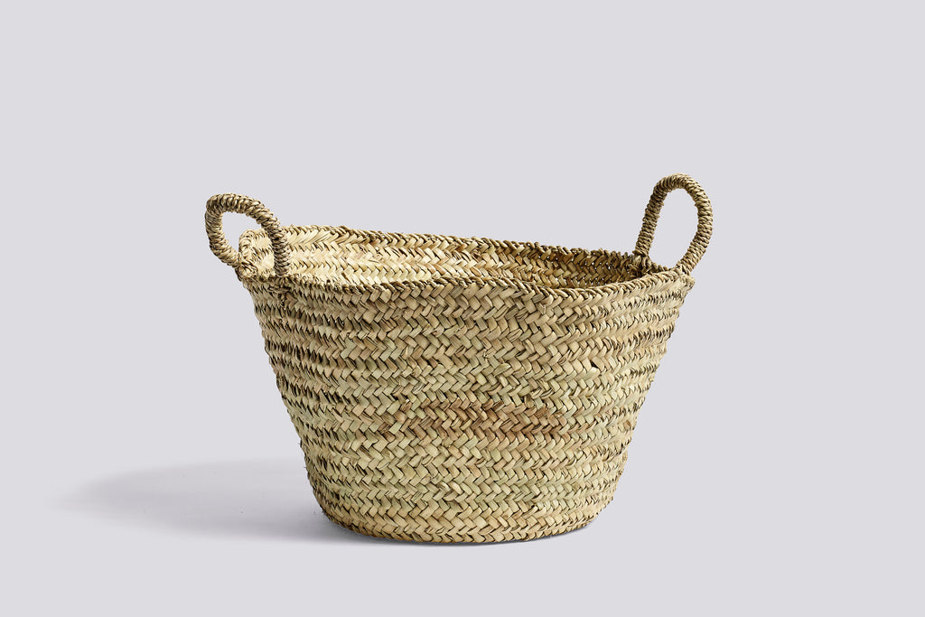 Basket Bast - Medium by HAY