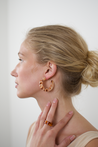 Kate Hoops in Blush by Machete
