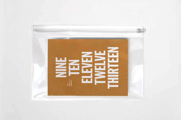Limited 10th Anniversary Pouch by Marjolein Delhaas
