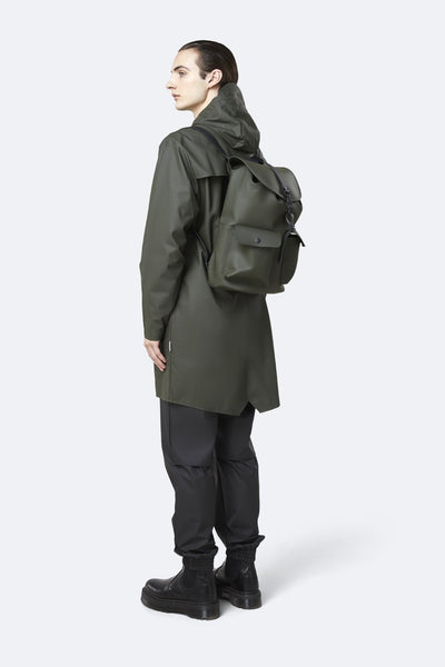 Camp Backpack - Green - by Rains
