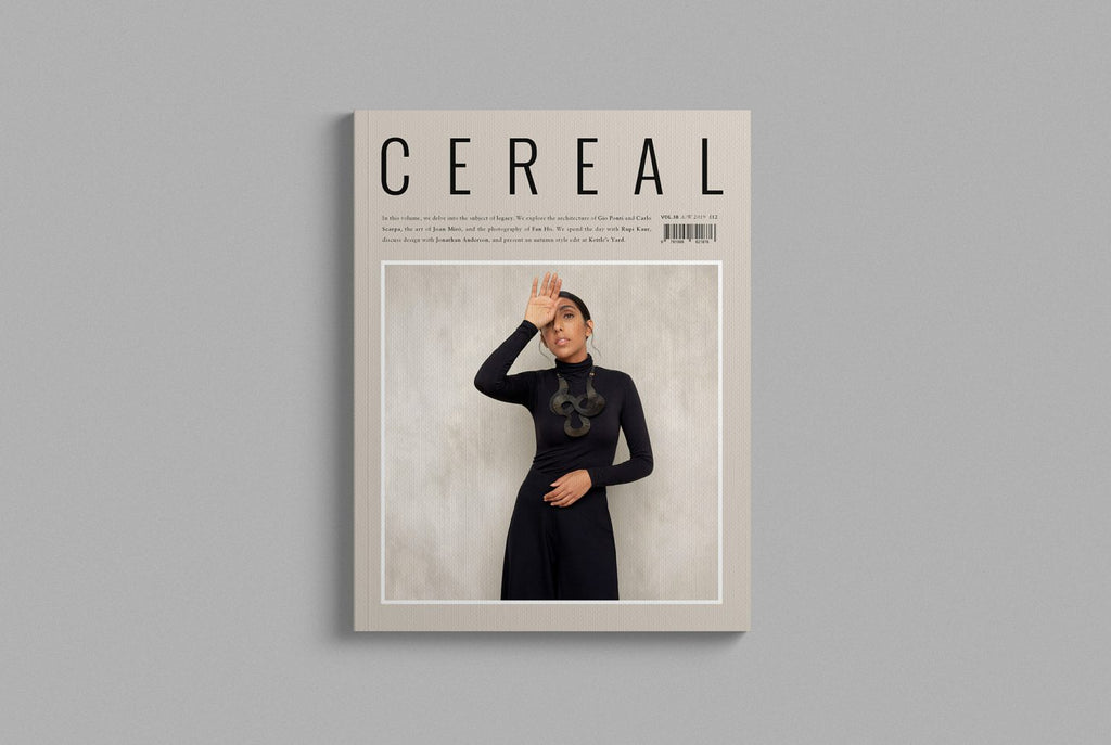Cereal Magazine Volume 18 by Cereal
