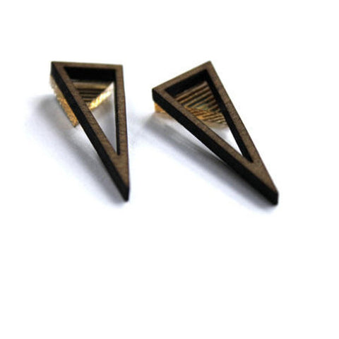 Aki earrings by Chalk