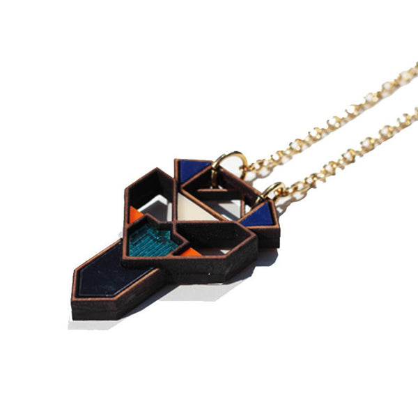 Assia pendant/necklace by Chalk
