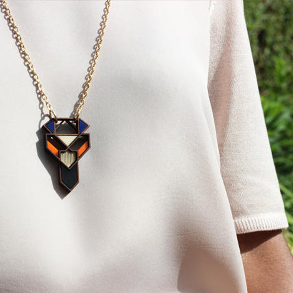 Image of Assia pendant/necklace by Chalk