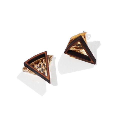 Image of Laila earrings by Chalk