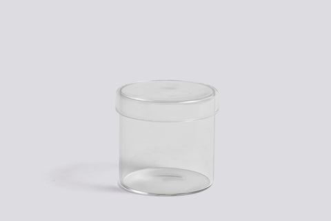 Container - Small - Clear Glass by HAY