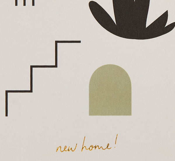 New Home Card by Kinshipped