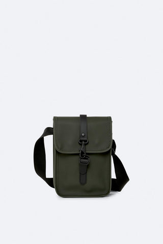 Flight Bag -  Green - by Rains