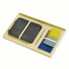 Gift Box Large - Office - Yellow by HAY