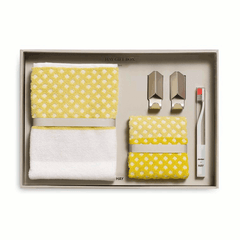Gift Box Medium - Bath - Yellow by HAY