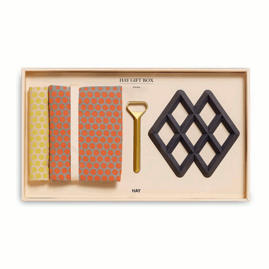 Medium kitchen gift box by HAY