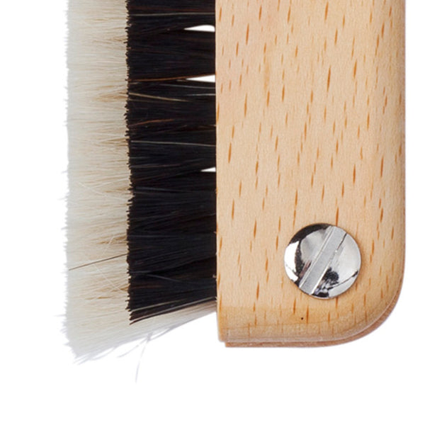 Close up of Laptop brush by HAY
