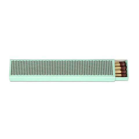 Strike Matchbox (Mint green) by HAY