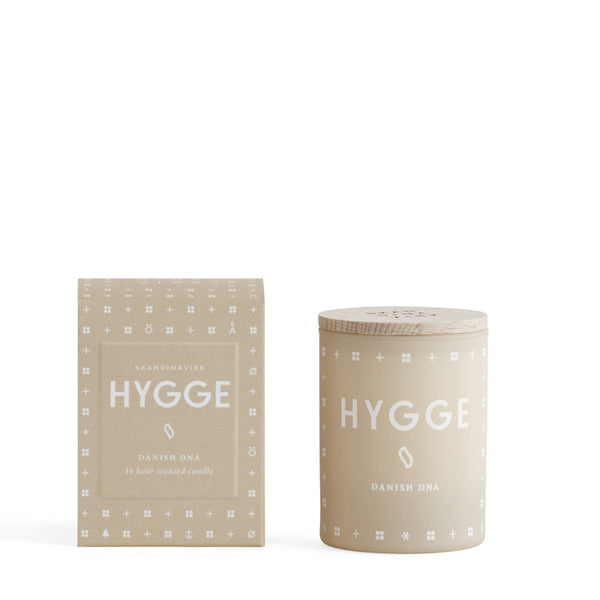 Hygge - Scented Candle - Mini - by Skandinavisk