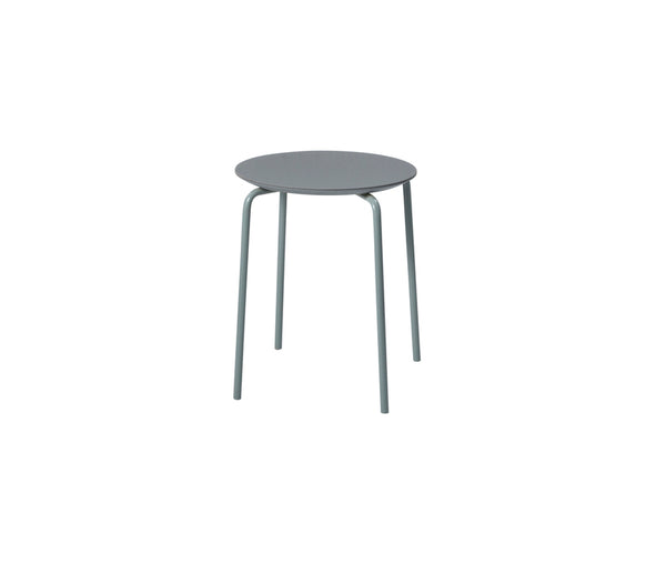 Herman Stool - Dusty Blue/Dusty Blue by ferm LIVING