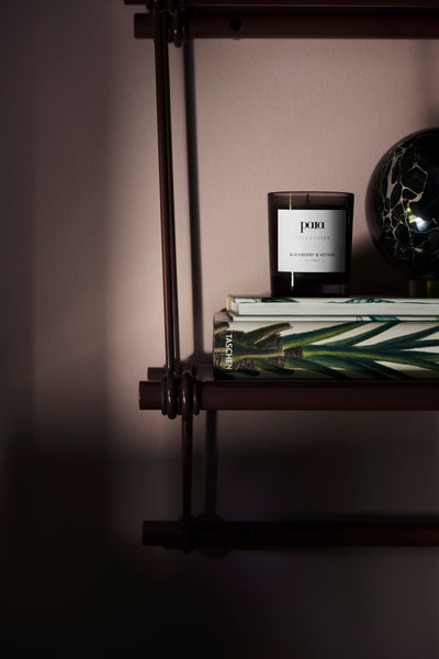 Eucalyptus and Sandalwood Soy luxury candle by Paia Copenhagen