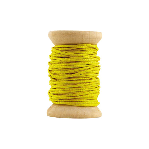 Image of mustard yellow cord by House Doctor