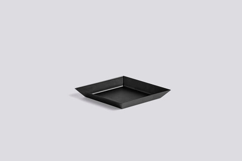 Kaleido Tray Black X-Small by HAY