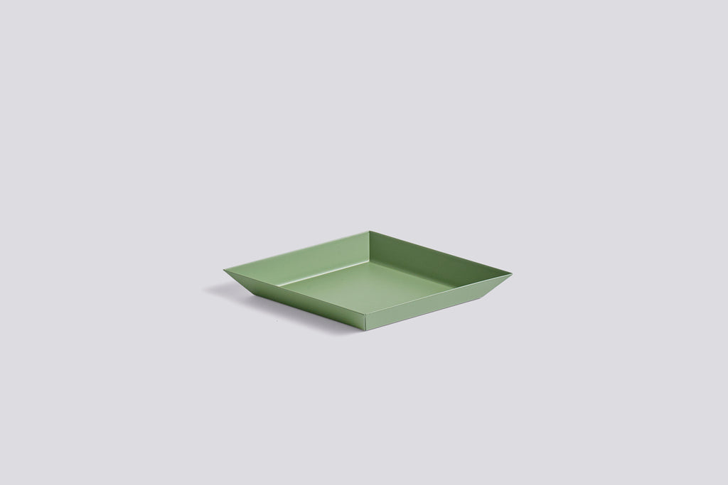 Kaleido Tray Olive Green X-Small by HAY