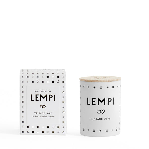Lempi - Scented Candle - Mini - by Skandinavisk
