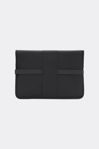 Black Laptop portfolio case - by Rains