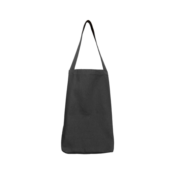 Big Little Bag / Shopper in Dark Grey by The Organic Company