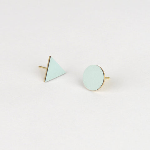Mix Match Studs - Ice - Tom Pigeon