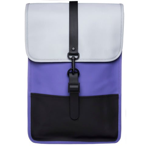 Mini Backpack - Lilac, Black, Stone - by Rains