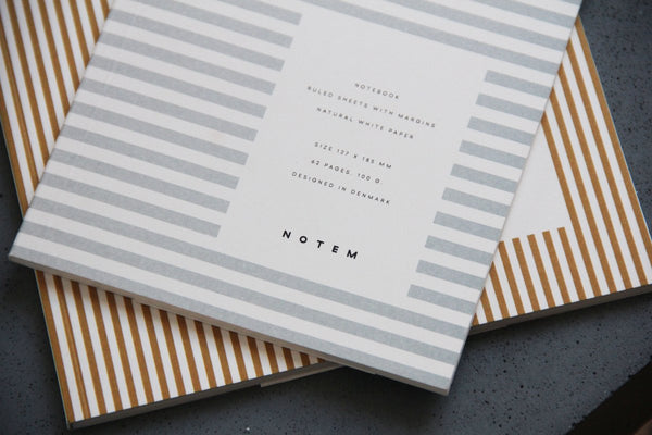 Notebook VITA - small - Athol Blue by Notem Studio