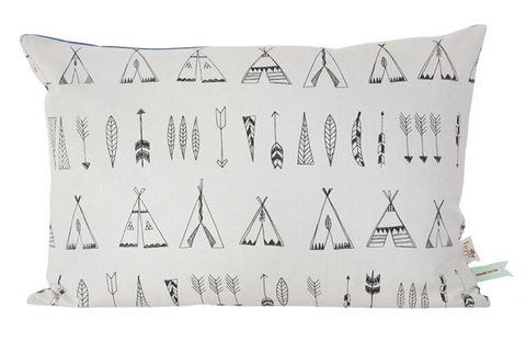 Native Wigwam Cushion Large by ferm Living