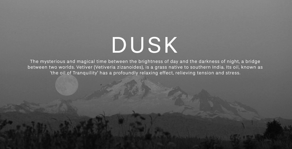 Dusk candle | by Essence + Alchemy