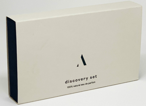 Discovery Set - 7 Fragrances - Unisex Natural Perfume by Abel