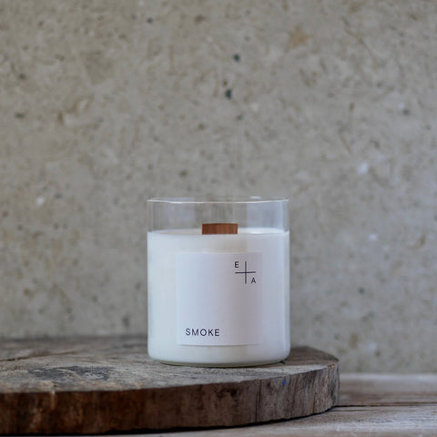 Smoke candle | by Essence + Alchemy
